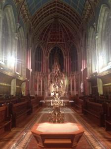 ushaw chapel