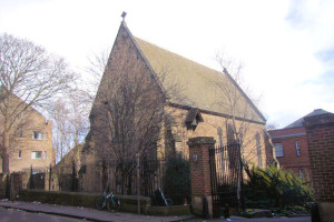 Hatfield College Chapel