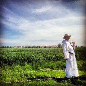 fr. Ben in new pastures